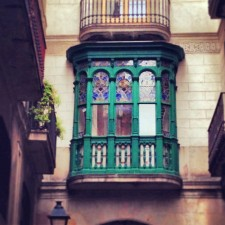 Window plaça reial